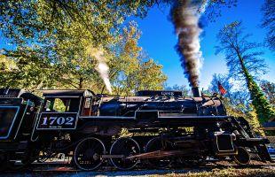 芝加哥及大霧山鐵道之旅 9天