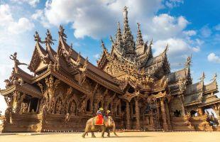 泰國雙城 (曼谷&芭達雅) 精選酒店自由行5天 (延伸行程)