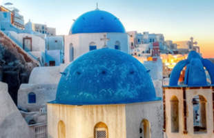Greece (Santorini) 9-Day Tour