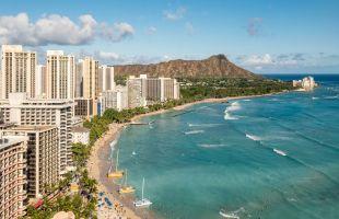 綺麗風光夏威夷4日遊
