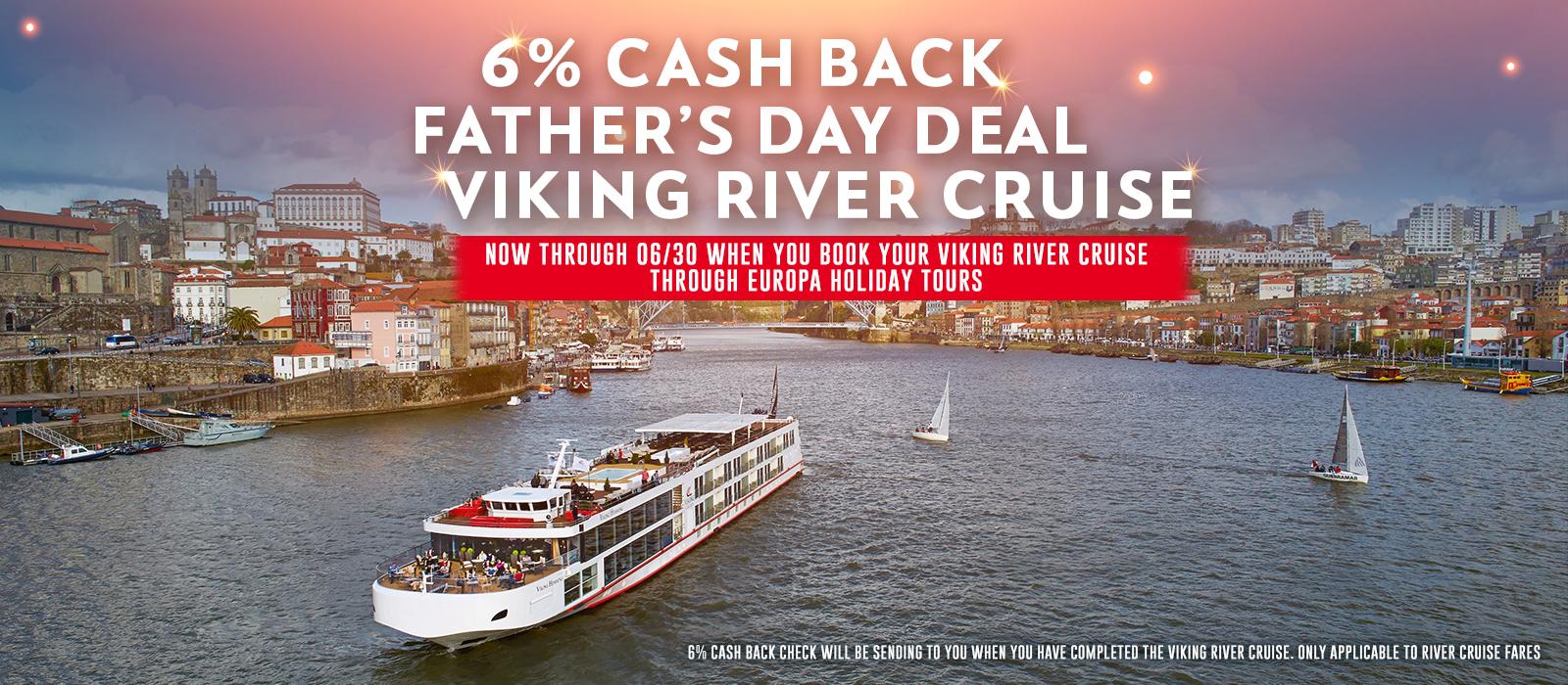 Europa Viking Father's Day Promo